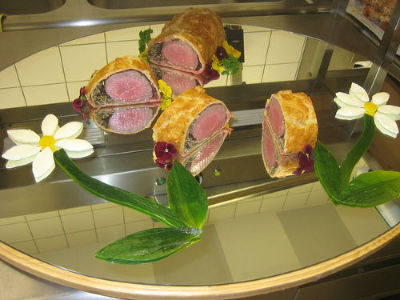 Filet Wellington © Fs Gröbming