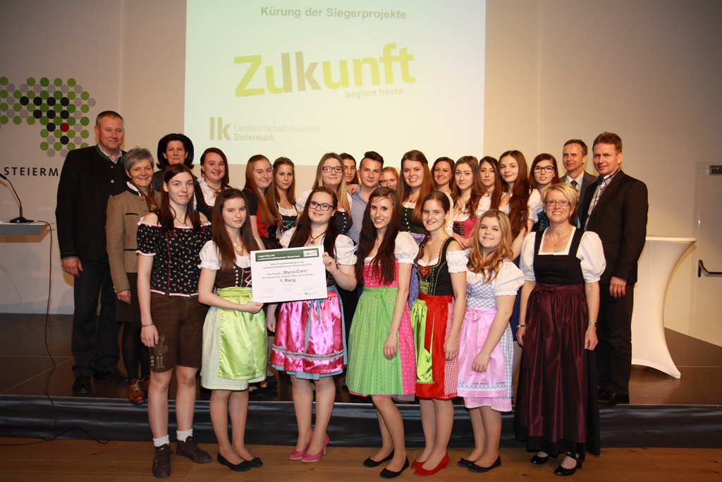 Projekte - Fachschulen Land Steiermark