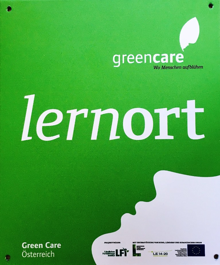 Lernort Fachschule Green Care