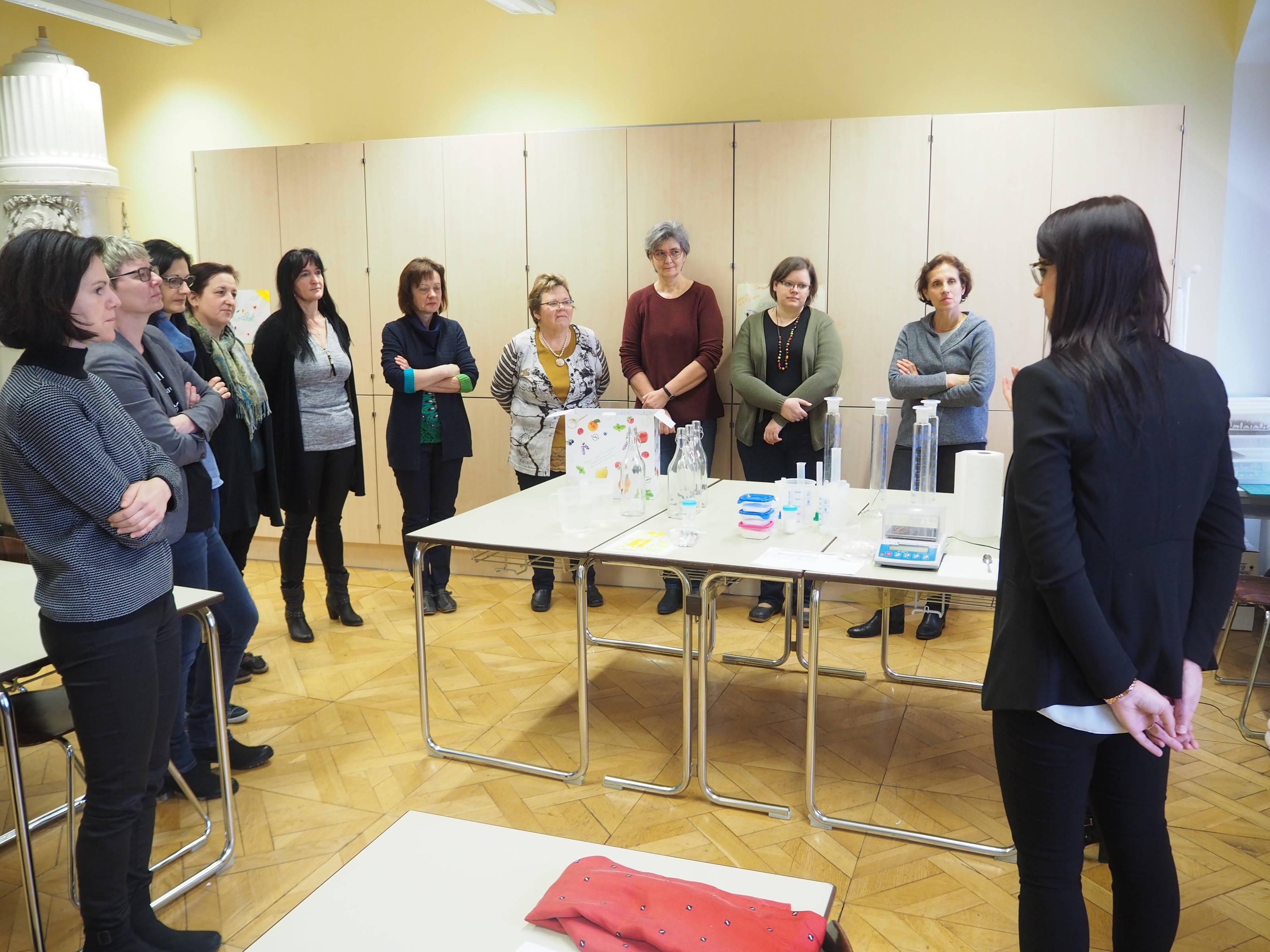 Sensorikworkshop